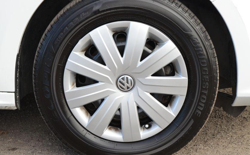 2015 Volkswagen Jetta TRENDLINE 2.0 CRUISE ABS BLUETOOTH A/C #40
