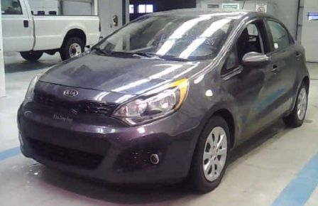 2013 Kia Rio LX HEATED SEATS A/C GR ELEC in Laval