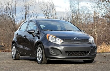 2013 Kia Rio LX HEATED SEATS A/C GR ELEC in Saint-Jean-sur-Richelieu