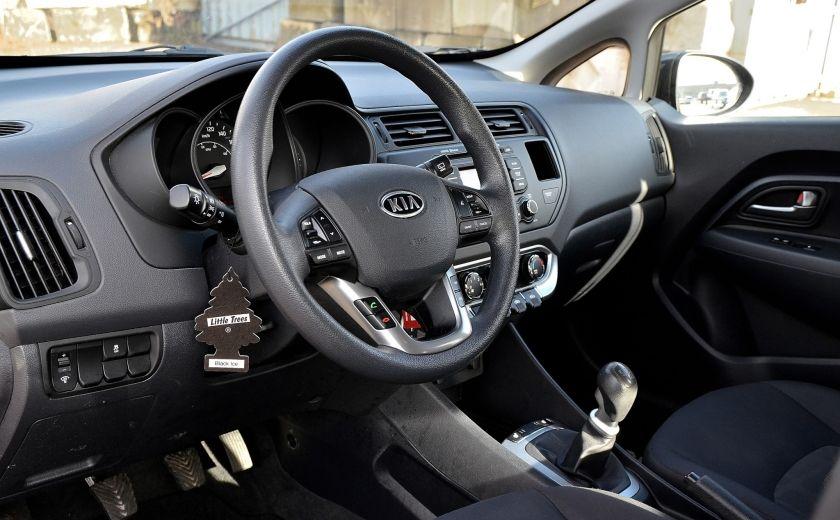 2013 Kia Rio LX HEATED SEATS A/C GR ELEC #8