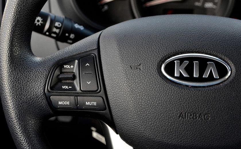 2013 Kia Rio LX HEATED SEATS A/C GR ELEC #23