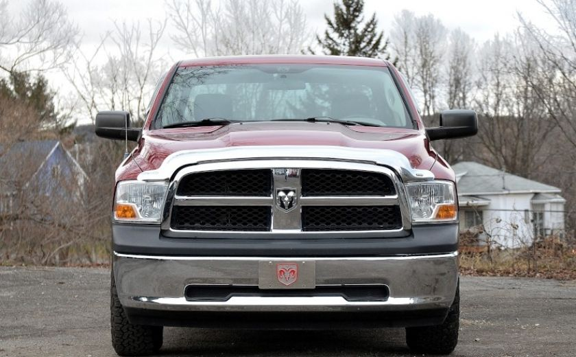 2010 Dodge RAM 1500 ST A/C ABS 4 ROUES MOTRICE #1