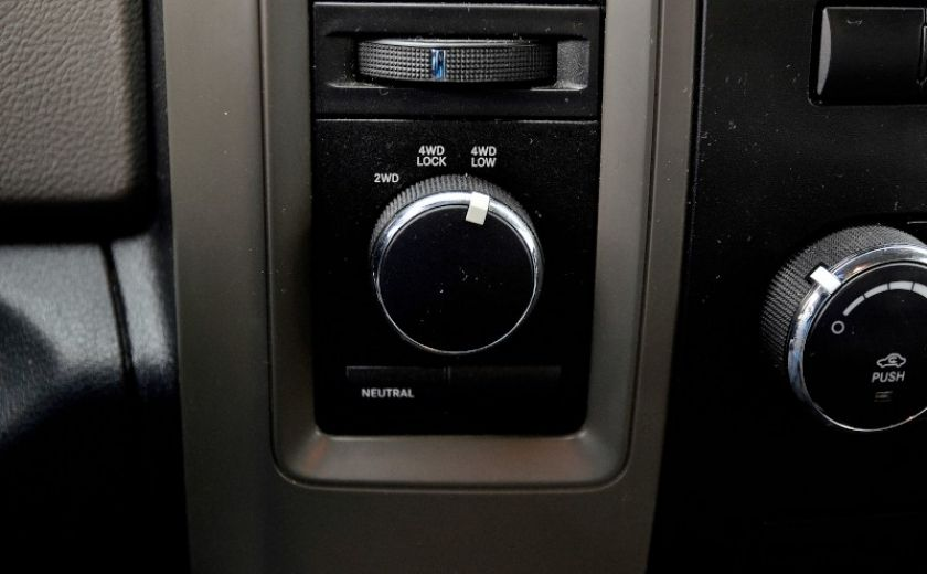 2010 Dodge RAM 1500 ST A/C ABS 4 ROUES MOTRICE #16