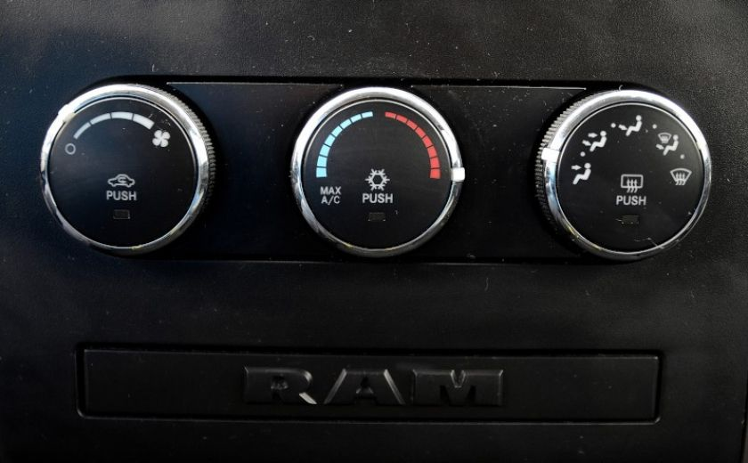 2010 Dodge RAM 1500 ST A/C ABS 4 ROUES MOTRICE #17