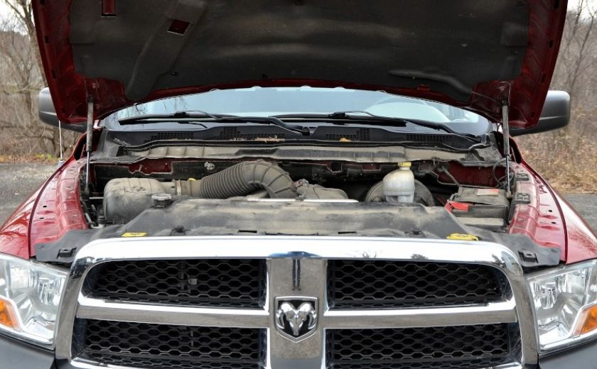 2010 Dodge RAM 1500 ST A/C ABS 4 ROUES MOTRICE #29