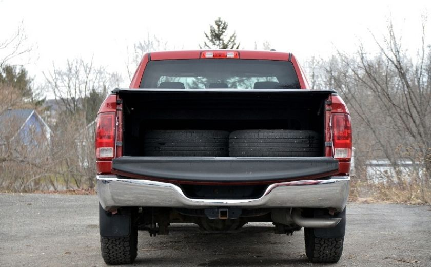 2010 Dodge RAM 1500 ST A/C ABS 4 ROUES MOTRICE #31