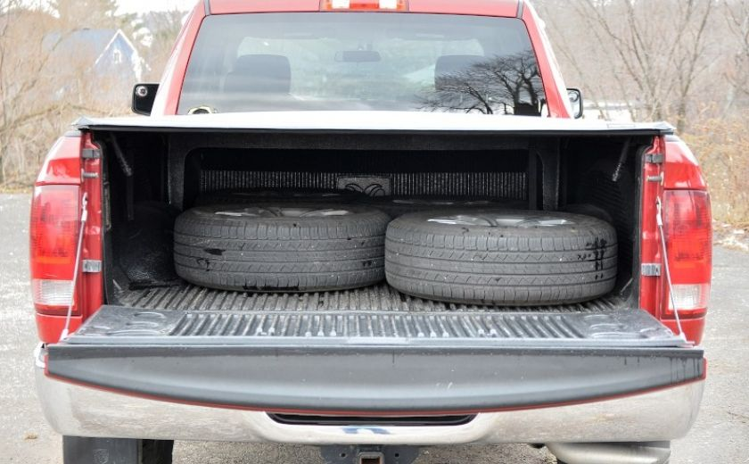 2010 Dodge RAM 1500 ST A/C ABS 4 ROUES MOTRICE #32