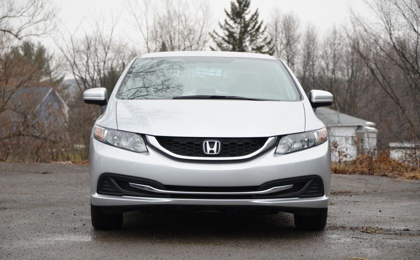 2014 Honda Civic LX A/C  CRUISE BLUETOOTH SIEGES AV CHAUFFANT #1