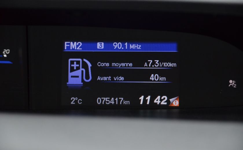 2014 Honda Civic LX A/C  CRUISE BLUETOOTH SIEGES AV CHAUFFANT #16