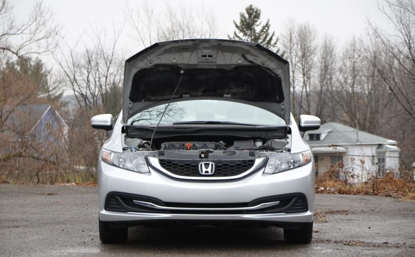 2014 Honda Civic LX A/C  CRUISE BLUETOOTH SIEGES AV CHAUFFANT #39
