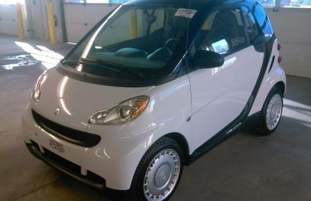 2009 Smart Fortwo FORTWO PURE AUTO AUX/MP3 A/C BAS KILO TOUTE ELEC in Sherbrooke