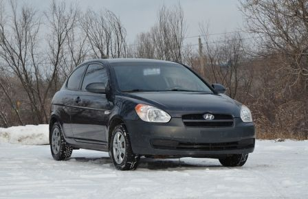 2009 Hyundai Accent L AUTO HATCHBACK ECONOMIQUE AUX/MP3 in Terrebonne