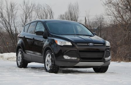 2013 Ford Escape SE 4X4 BLUETOOTH TELEMATICS A/C HEATED SEATS à Saint-Jérôme
