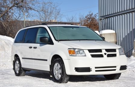 2010 Dodge GR Caravan SE A/C ABS VITRES TEINTÉES CRUISE #0