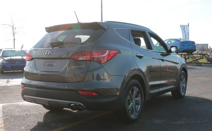 2013 Hyundai Santa Fe Premium BLUETOOTH MAGS A/C #6
