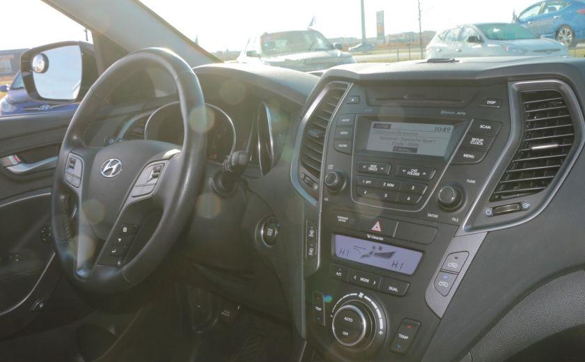 2013 Hyundai Santa Fe Premium BLUETOOTH MAGS A/C #25