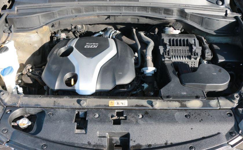 2013 Hyundai Santa Fe Premium BLUETOOTH MAGS A/C #27