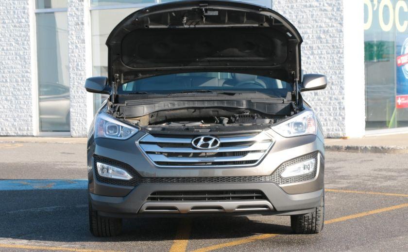 2013 Hyundai Santa Fe Premium BLUETOOTH MAGS A/C #28