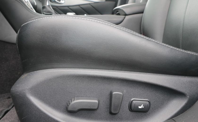 2014 Infiniti Q50 Hybrid AWD CUIR TOIT NAV CAMERA BLUETOOTH #11