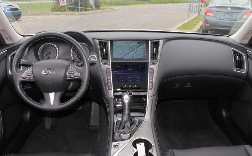 2014 Infiniti Q50 Hybrid AWD CUIR TOIT NAV CAMERA BLUETOOTH #13