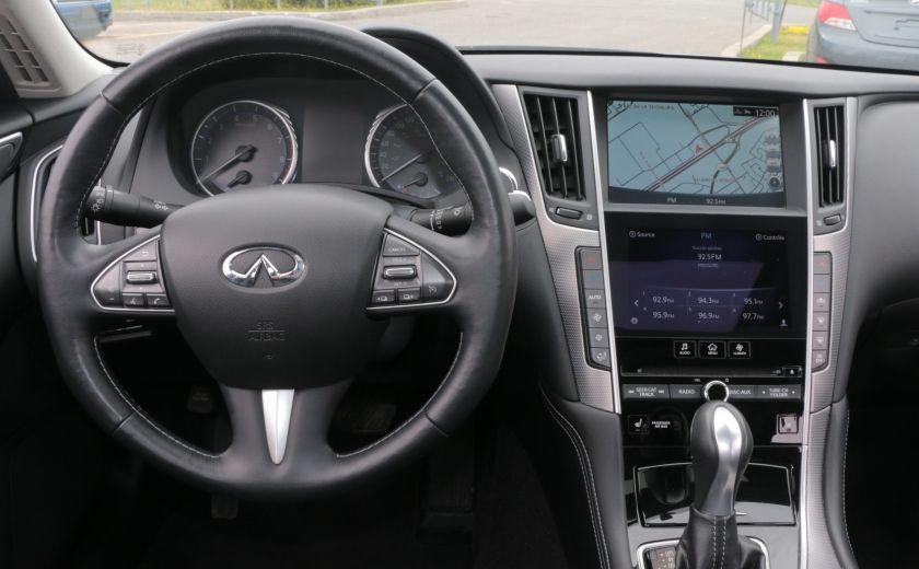 2014 Infiniti Q50 Hybrid AWD CUIR TOIT NAV CAMERA BLUETOOTH #14