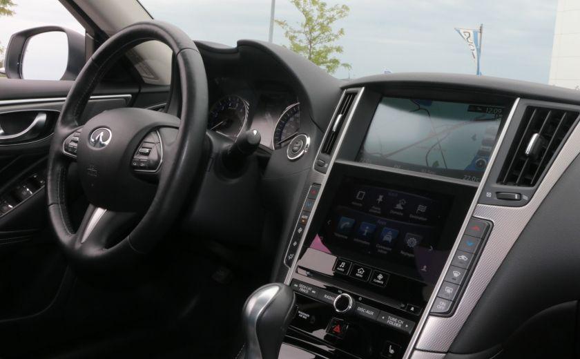 2014 Infiniti Q50 Hybrid AWD CUIR TOIT NAV CAMERA BLUETOOTH #29