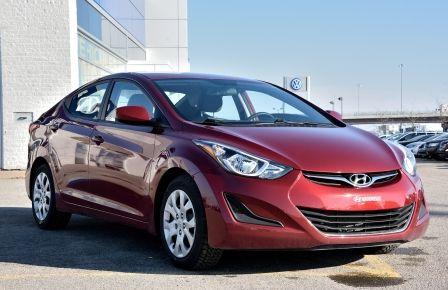 2014 Hyundai Elantra GLS AUTO A/C BLUETOOTH MAGS #0