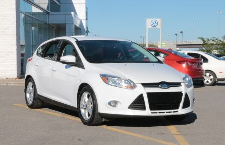 2012 Ford Focus SE AUTO A/C GR ELECT BLUETOOTH MAGS in Montréal