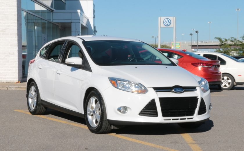2012 Ford Focus SE AUTO A/C GR ELECT BLUETOOTH MAGS #0