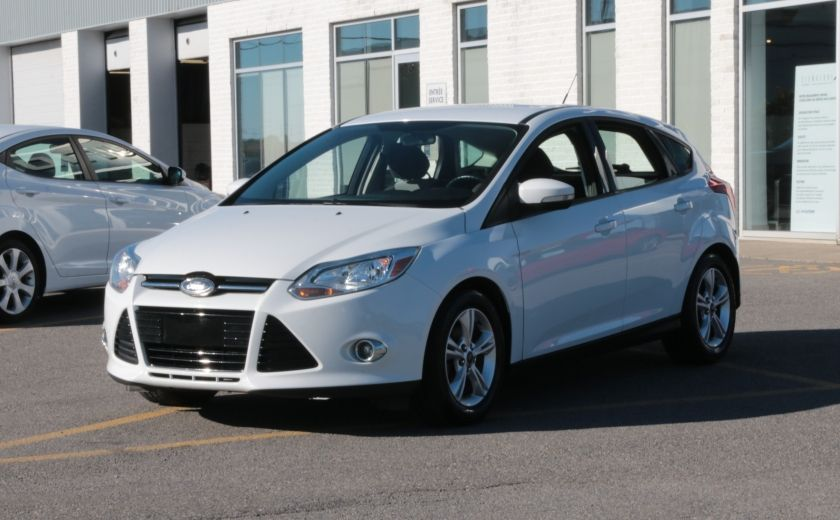 2012 Ford Focus SE AUTO A/C GR ELECT BLUETOOTH MAGS #2