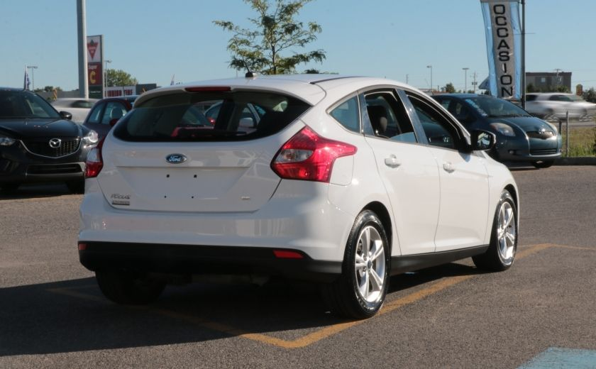 2012 Ford Focus SE AUTO A/C GR ELECT BLUETOOTH MAGS #6