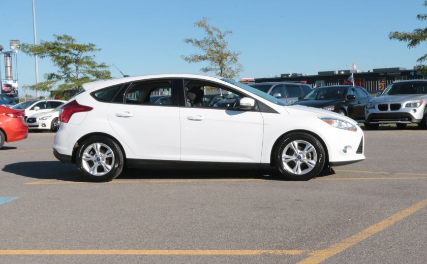2012 Ford Focus SE AUTO A/C GR ELECT BLUETOOTH MAGS #7