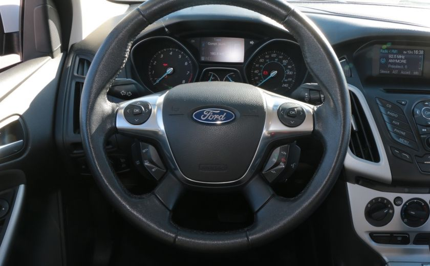 2012 Ford Focus SE AUTO A/C GR ELECT BLUETOOTH MAGS #13