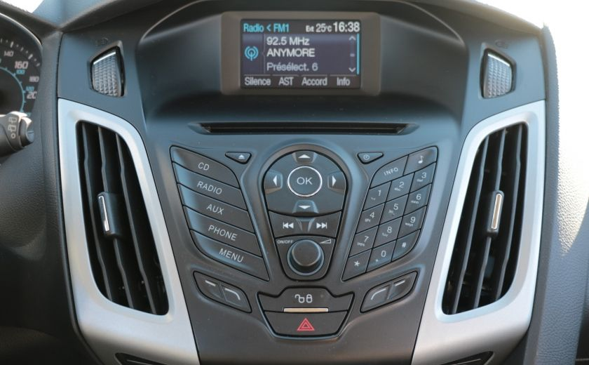 2012 Ford Focus SE AUTO A/C GR ELECT BLUETOOTH MAGS #14