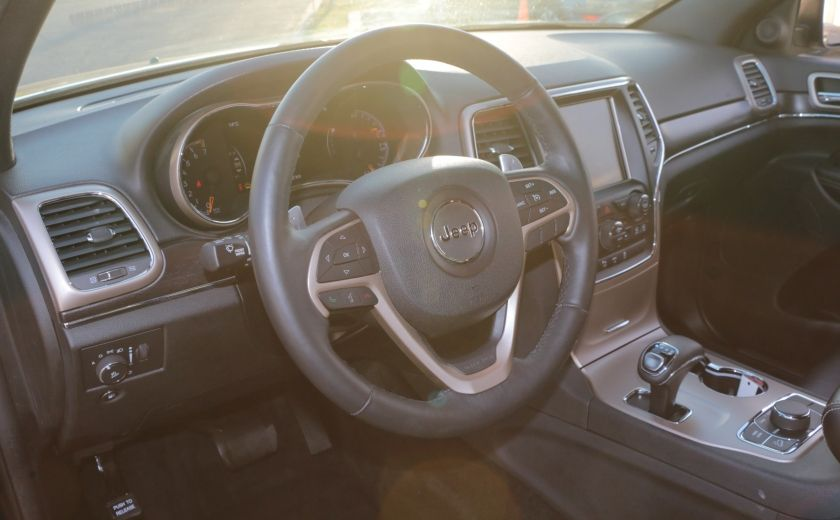 2014 Jeep Grand Cherokee Limited 4WD AUTO A/C CUIR MAGS CAMERA RECUL #6