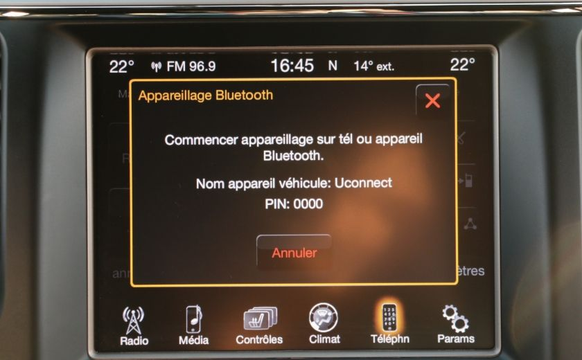 2014 Jeep Grand Cherokee Limited 4WD AUTO A/C CUIR MAGS CAMERA RECUL #14