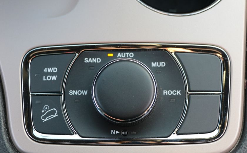 2014 Jeep Grand Cherokee Limited 4WD AUTO A/C CUIR MAGS CAMERA RECUL #17