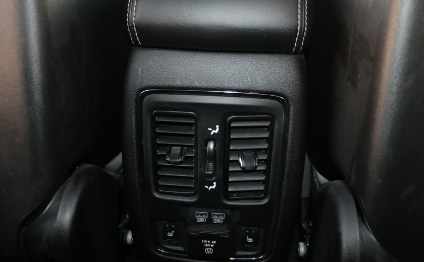 2014 Jeep Grand Cherokee Limited 4WD AUTO A/C CUIR MAGS CAMERA RECUL #20