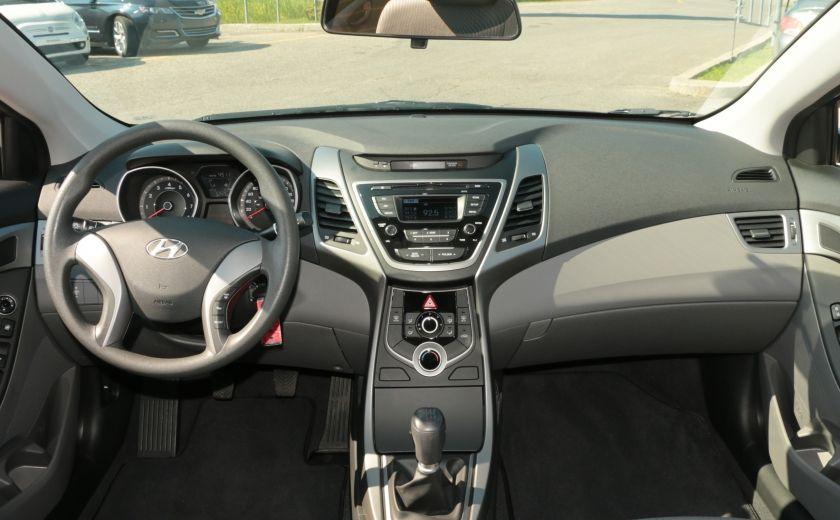 2016 Hyundai Elantra L MAN GR ELECT #11