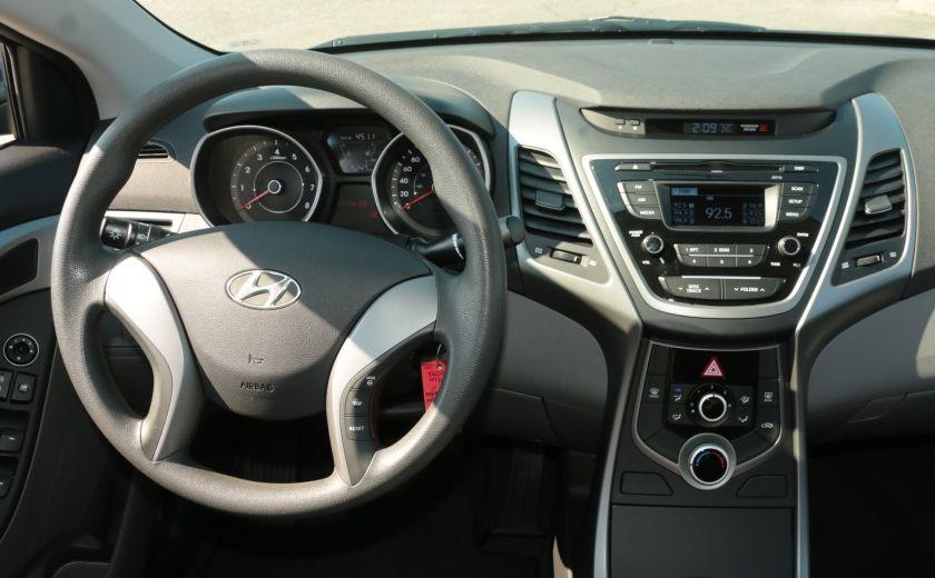 2016 Hyundai Elantra L MAN GR ELECT #12