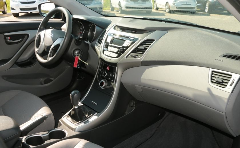 2016 Hyundai Elantra L MAN GR ELECT #20