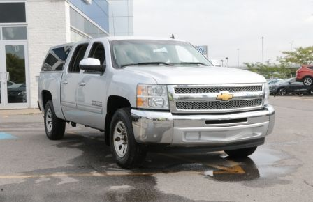 2012 Chevrolet Silverado 1500 LS Cheyenne Edition A/C RWD 6 places in Lévis