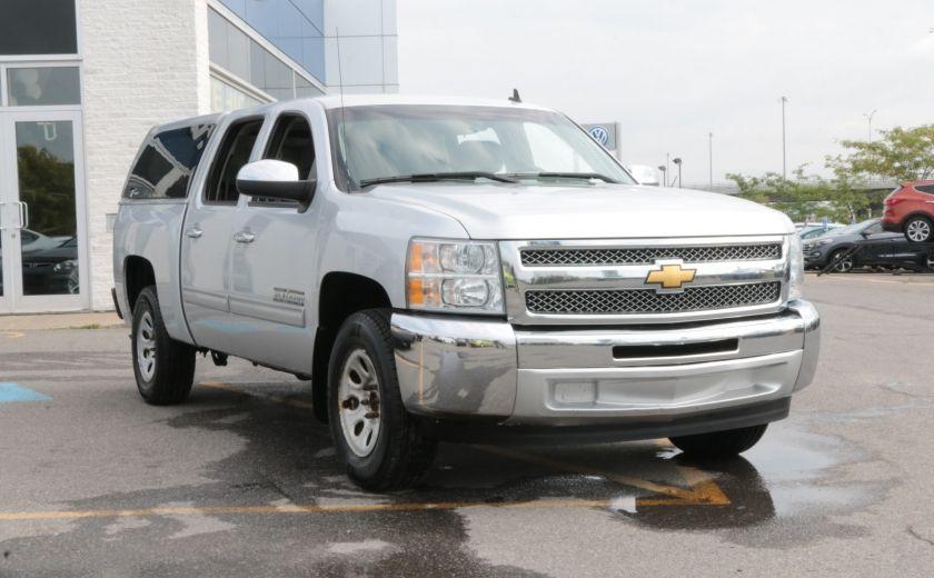 2012 Chevrolet Silverado 1500 LS Cheyenne Edition A/C RWD 6 places #0