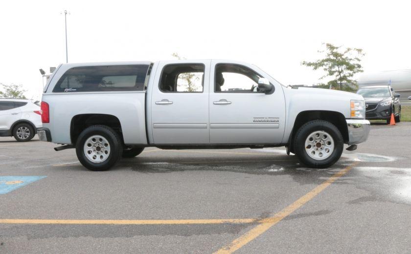 2012 Chevrolet Silverado 1500 LS Cheyenne Edition A/C RWD 6 places #7