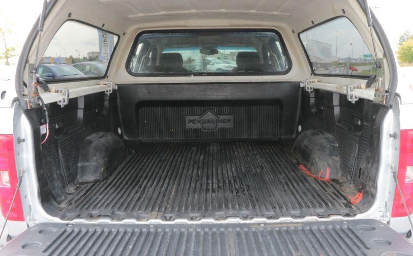 2012 Chevrolet Silverado 1500 LS Cheyenne Edition A/C RWD 6 places #28