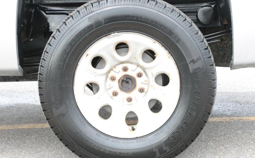 2012 Chevrolet Silverado 1500 LS Cheyenne Edition A/C RWD 6 places #29