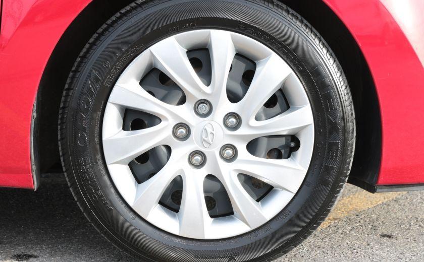 2013 Hyundai Elantra GL A/C GR ELECT #29