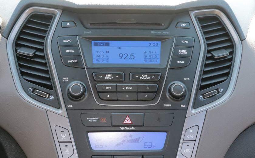2013 Hyundai Santa Fe Sport Premium A/C GR ELECT BLUETOOTH MAGS #7