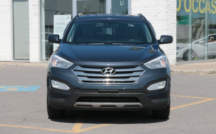 2013 Hyundai Santa Fe Sport Premium A/C GR ELECT BLUETOOTH MAGS #11