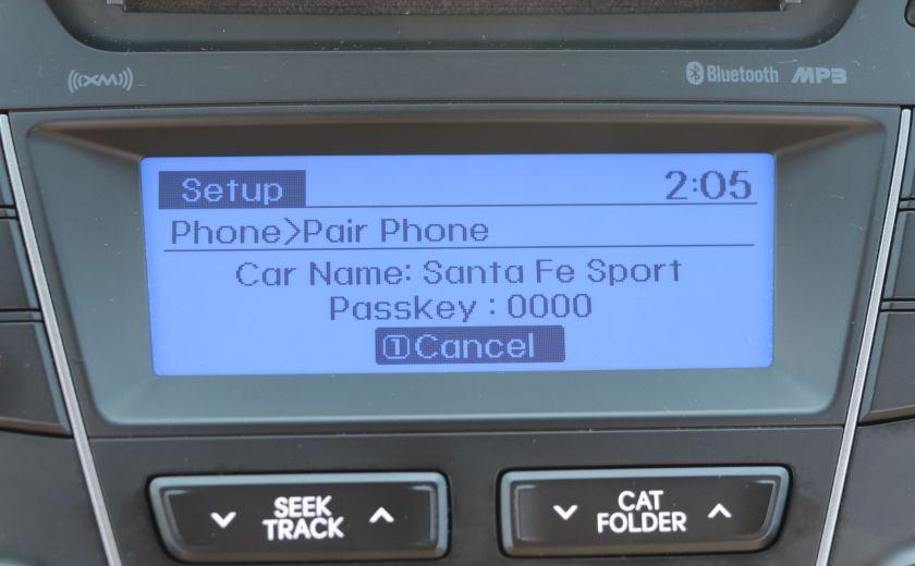 2013 Hyundai Santa Fe Sport Premium A/C GR ELECT BLUETOOTH MAGS #13